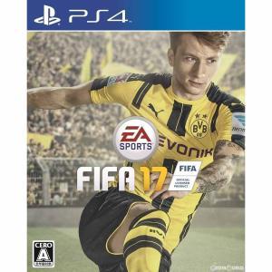 『新品即納』{PS4}FIFA 17 通常版(20160929)