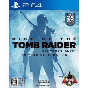 『中古即納』{PS4}Rise of the Tomb Raider(ライズ オブ ザ トゥームレイダー)(20161013) media-world