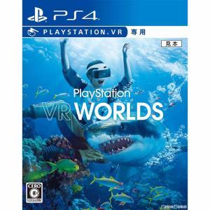 『新品即納』{PS4}PlayStation VR WORLDS(プレイステーションVRワールド)(20161013)