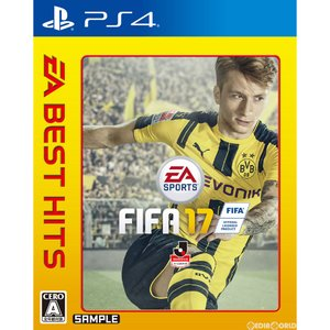 『中古即納』{PS4}EA BEST HITS FIFA 17(PLJM-84097)(20170601)|media-world