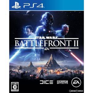 『中古即納』{PS4}スター・ウォーズ バトルフロント II(Star Wars Battlefront 2) 通常版(20171117)|media-world