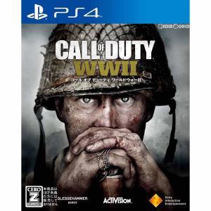 『新品即納』{PS4}コール オブ デューティ ワールドウォーII(Call of Duty: WW2 / CoDWWII)(20171103)|media-world