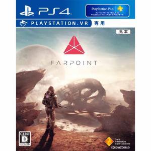 『中古即納』{PS4}Farpoint(ファーポイント) 通常版(PSVR専用)(20170622) media-world