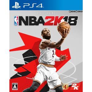 『中古即納』{PS4}NBA 2K18(20170919)|media-world