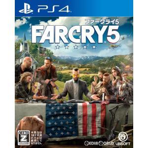 『新品即納』{PS4}ファークライ5(Far Cry 5)(20180329)|media-world