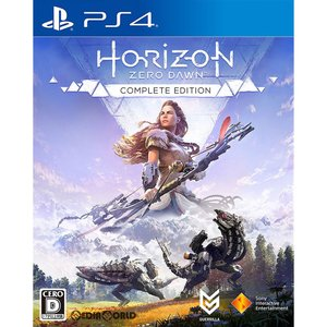 『中古即納』{PS4}Horizon Zero Dawn Complete Edition(ホライゾ...