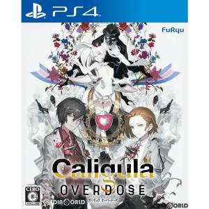 『新品即納』{PS4}豪華4大予約特典付 Caligula Overdose(カリギュラ オーバードーズ)(20180517)|media-world