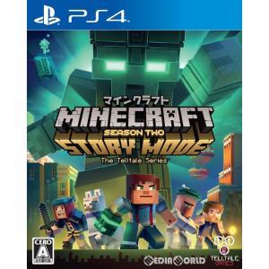 『中古即納』{PS4}マインクラフト:ストーリーモード - シーズン2(Minecraft: Sto...
