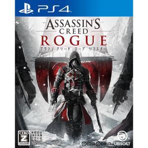 『中古即納』{PS4}アサシン クリード ローグ リマスター(Assassin's Creed Rogue Remastered)(20180322)|media-world