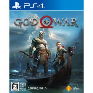 『新品即納』{PS4}早期購入特典付(3種類のシールドスキン) ゴッド・オブ・ウォー(God of War)(20180420)|media-world