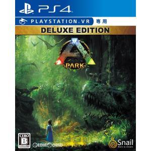 『中古即納』{PS4}ARK Park(アークパーク) DELUXE EDITION(限定版)(PS...