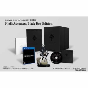 『中古即納』{PS4}e-STORE限定 NieR:Automata Black Box Edition(ニーア オートマタ ブラックボックス エディション)(限定版)(20170223)|media-world