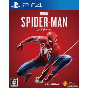 『中古即納』{PS4}Marvel's Spider-Man(マーベル スパイダーマン)(20180907)|media-world