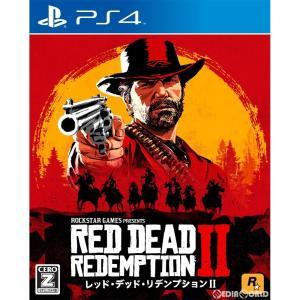 『中古即納』{PS4}レッド・デッド・リデンプション2(Red Dead Redemption 2) 通常版(20181026)|media-world