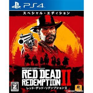 『新品即納』{PS4}レッド・デッド・リデンプション2(Red Dead Redemption 2):スペシャル・エディション 期間限定版(20181026)|media-world