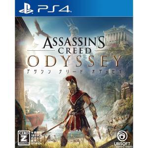 特価⇒『新品即納』{PS4}初回特典付(追加ミッション『光なき王』DLC) Assassin's Creed ODYSSEY(アサシン クリード オデッセイ)(20181005)|media-world