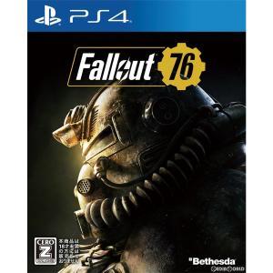 『新品即納』{PS4}Fallout 76(フォールアウト 76) 通常版(オンライン専用)(20181115)|media-world