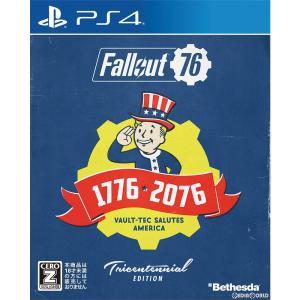 『新品即納』{PS4}Fallout 76(フォールアウト 76) Tricentennial Edition(限定版)(オンライン専用)(20181115)|media-world