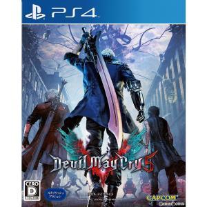『新品』『お取り寄せ』{PS4}デビル メイ クライ 5(Devil May Cry 5)(2019...