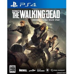 『予約前日出荷』{PS4}予約特典付(OVERKILLスキンパック) OVERKILL's The Walking Dead(オーバーキルズ ザ・ウォーキング・デッド)(オンライン専用)(20190207)|media-world
