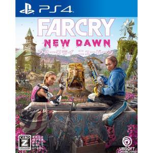 『中古即納』{PS4}ファークライ ニュードーン(FARCRY New Dawn)(20190215)|media-world
