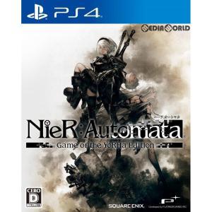 『新品』『お取り寄せ』{PS4}NieR:Automata Game of the YoRHa Ed...