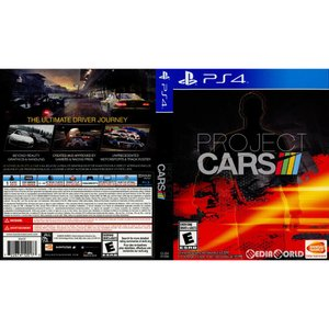 『中古即納』{PS4}Project CARS(プロジェクトカーズ)(北米版)(CUSA-01338)(20150512)|media-world
