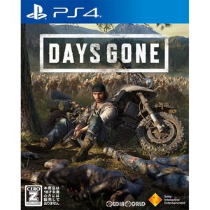 『予約前日出荷』{PS4}早期購入特典付(バイクアップグレードパック/ドリフタークロスボウ) Days Gone(デイズゴーン)(20190426)|media-world