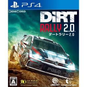 『新品即納』{PS4}初回特典付(ゲーム内で使えるマシンのプロダクトコード) DiRT Rally 2.0(ダートラリー2.0)(20190418)|media-world