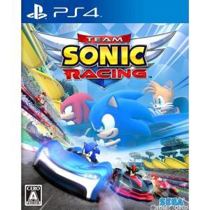 『新品即納』{PS4}チームソニックレーシング(Team Sonic Racing)(20190521)|media-world