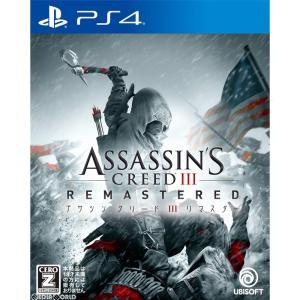 『中古即納』{PS4}アサシン クリードIII リマスター(Assassin's Creed 3 Remastered)(20190523)|media-world