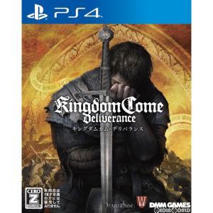 『予約前日出荷』{PS4}キングダムカム・デリバランス(Kingdom Come: Deliverance) 通常版(20190718)|media-world