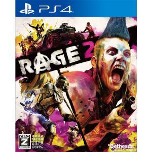 『新品即納』{PS4}RAGE 2(レイジ2)(20190606)|media-world