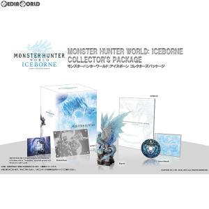 『予約前日出荷』{PS4}モンスターハンターワールド:アイスボーン(MONSTER HUNTER WORLD: ICEBORNE/MHW:I) コレクターズパッケージ(限定版)(20190906)|media-world