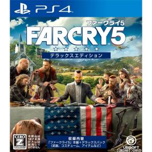 『予約前日出荷』{PS4}ファークライ5(Far Cry 5) デラックスエディション(PLJM-16457)(20190711)|media-world