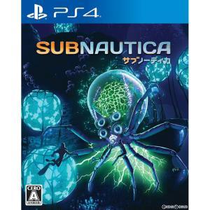 『新品』『お取り寄せ』{PS4}Subnautica(サブノーティカ)(20200319)