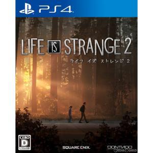 『予約前日出荷』{PS4}Life is Strange 2(ライフ イズ ストレンジ 2)(202...