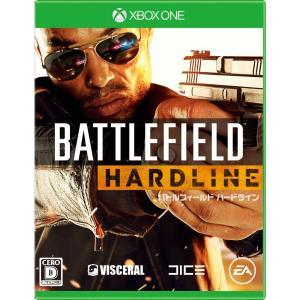 『中古即納』{XboxOne}バトルフィールド ハードライン BATTLEFIELD HARDLINE(20150319)|media-world