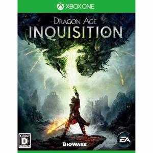 『中古即納』{XboxOne}ドラゴンエイジ:インクイジション (Dragon Age: Inquisition) 通常版(20141127)|media-world