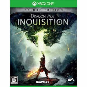 『中古即納』{XboxOne}ドラゴンエイジ:インクイジション (Dragon Age: Inquisition) デラックス エディション 限定版(20141127)|media-world