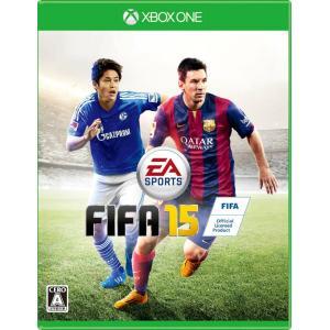 『中古即納』{XboxOne}FIFA 15 通常版(20141009)|media-world