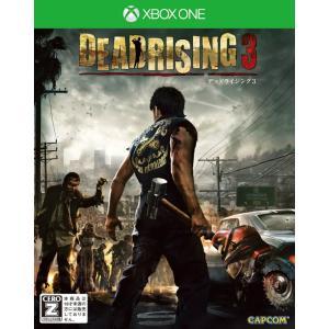 『中古即納』{表紙説明書なし}{XboxOne}Dead Rising 3(デッドライジング3)(20140904)|media-world