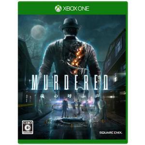 ■タイトル:MURDERED(マーダード) 魂の呼ぶ声 ■機種:エックスボックスワンソフト(Xbox...