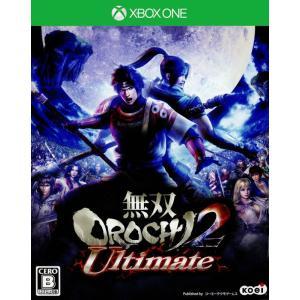 『中古即納』{XboxOne}無双OROCHI2 Ultimate(無双オロチ2アルティメット)(20140904)|media-world