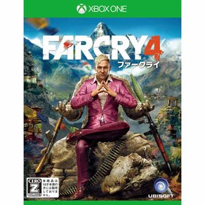 『中古即納』{XboxOne}ファークライ4 (FARCRY 4)(20150129)|media-world