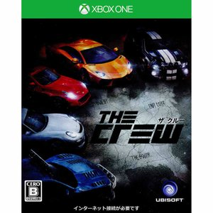 『中古即納』{XboxOne}ザ クルー(THE CREW)(20141204)|media-world