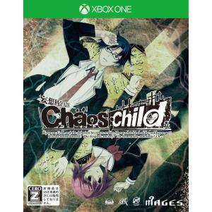 『中古即納』{XboxOne}CHAOS;CHILD(カオスチャイルド) 通常版(20141218)|media-world