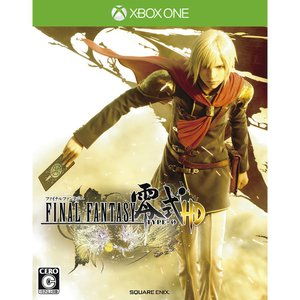 『中古即納』{XboxOne}FINAL FANTASY 零式 HD (ファイナルファンタジー TYPE-0 HD)(20150319)|media-world