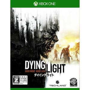 『中古即納』{XboxOne}ダイイングライト(DYING LIGHT) 初回限定版(20150416)|media-world
