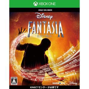 『新品即納』{XboxOne}早期購入特典付(3つの楽曲利用コード)ディズニー ファンタジア:音楽の魔法(Kinect専用)(20150423)|media-world